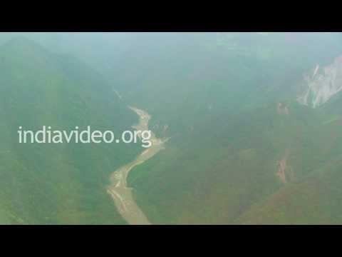 An aerial View, Arunachal Pradesh