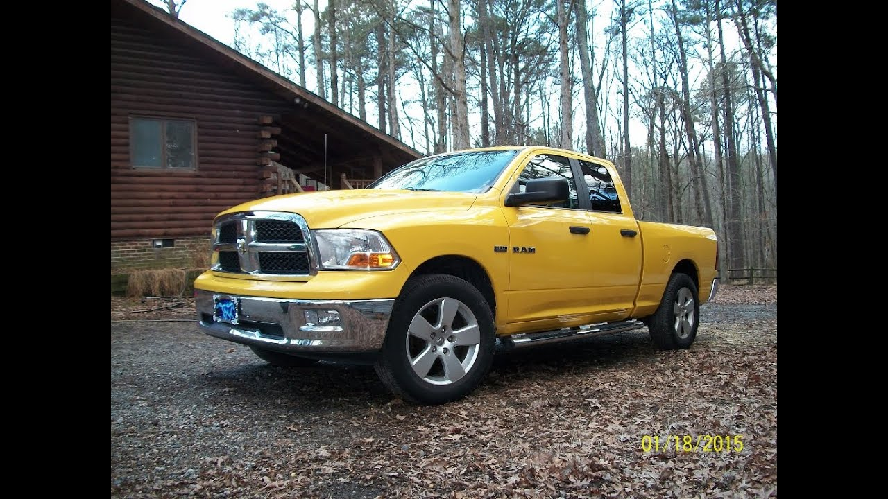 2009 Dodge Ram 1500 Hemi With Flowsound Exhaust