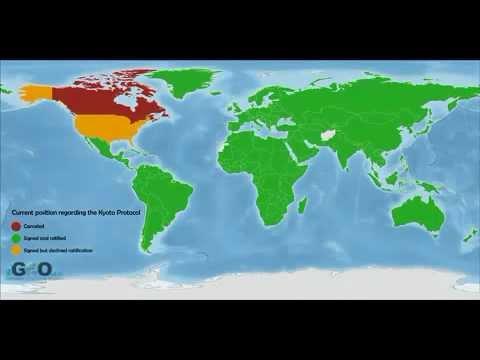 The Kyoto Protocol [IGEO.TV]