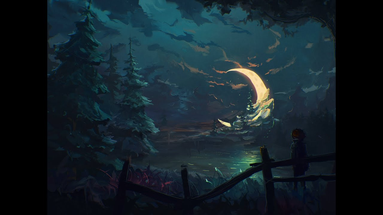 The Moon In The Forest (숲 속의 달) (My Composition)