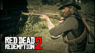 Vídeo Red Dead Redemption 2