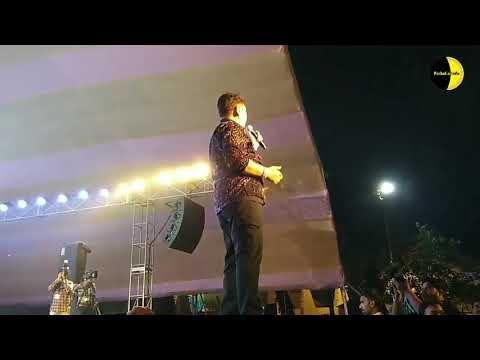 Kumar Sanu Stage Show at Bhamuria Bhathaneswar Sarbojanin Durga Puja | Neturia, Purulia | 14.10.2018