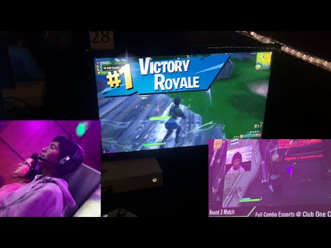 Kevin Played In A Fortnite Tournament (the Winner Gets $1000!!!)