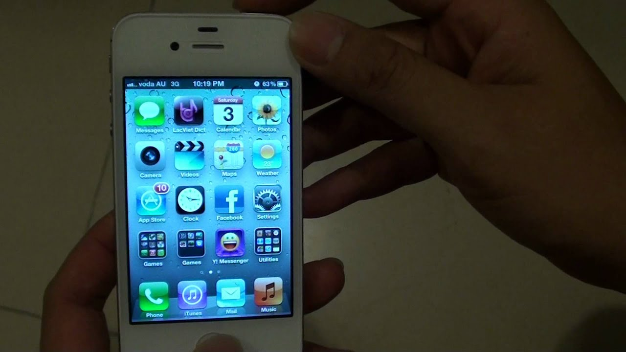 how to factory reset iphone 4s how to reset iphone 4s 3976