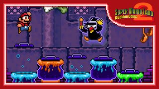 Boss Battle (SNES Reimagining) - Super Mario Land 2