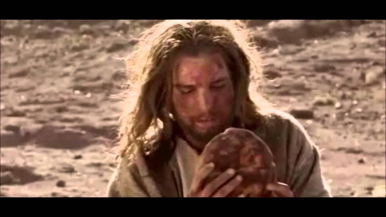The Temptations Of Jesus