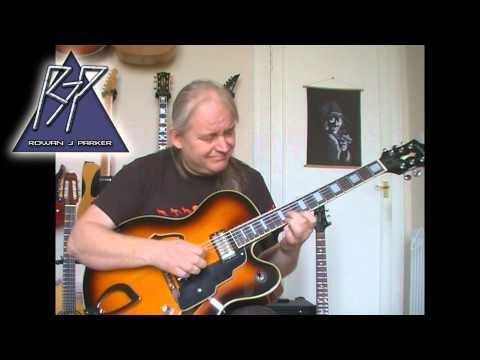 Jazz Club! - Pat Metheny Style Static Dominant Solo