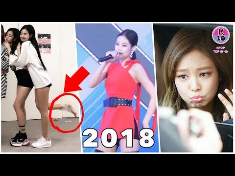 not-`lazy`-on-the-stage,-it-turned-out-jennie-injured-her-ankle