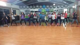 The Humma Song.....Zumba Choreography By Nitin Solanki