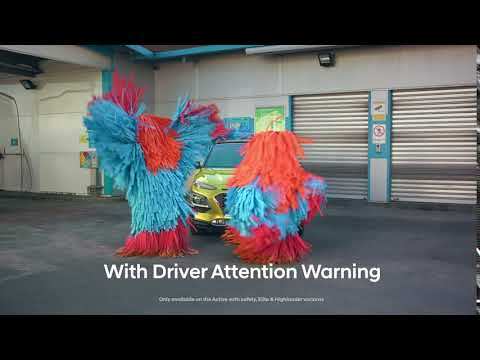 Hyundai Kona Driver Attention Warning