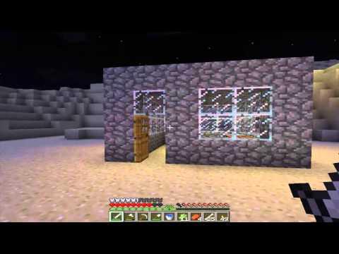 Minecraft 1.6.4 | Slovenský GamePlay | Epizóda 12 Nočná akcia [HD]