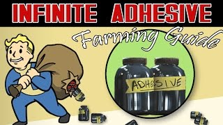 Fallout 4: How to Farm Infinite Adhesive Crafting Material