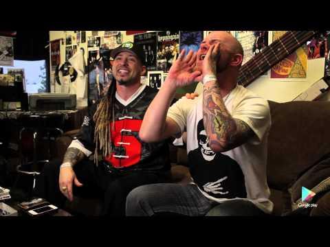 Five Finger Death Punch: Google Play Interview [EXPLICIT]