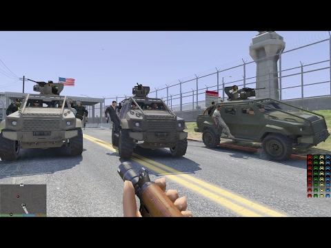 GTA 5 Đại Chiến: Tập 6 - Tấn Công Quân Đội, Bá Chủ Thế Giới (Tập Cuối)