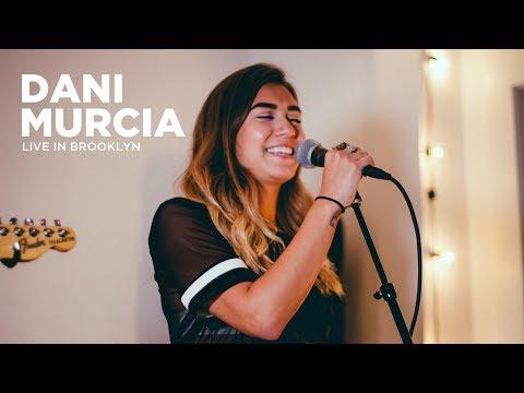 Dani Murcia at our Secret Show in Brooklyn