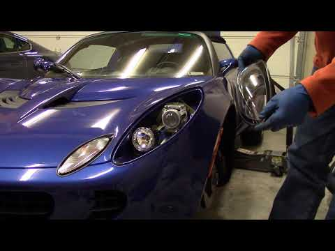 Lotus Elise Headlight Troubleshooting Part 2: Replace Headlight Bulb