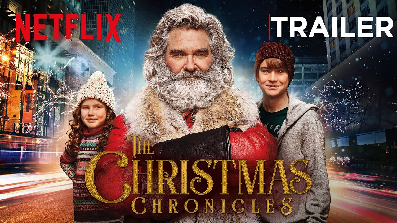 Download The Christmas Chronicles | Official Trailer [HD] | Netflix