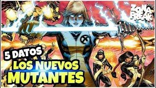 5 datos sobre LOS NUEVOS MUTANTES (The New Mutants) | Zona Freak
