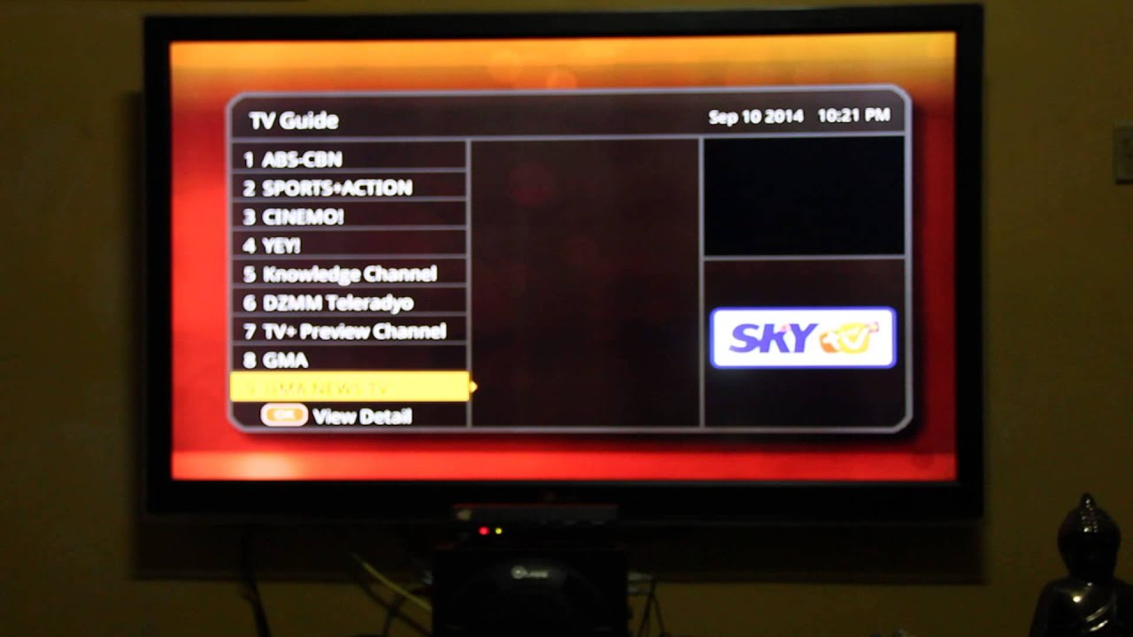 Tv Sky Tv Now Abs Cbn Tvplus Youtube
