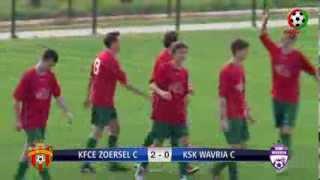 KFCE Zoersel - KSK Wavria (C-reserven)