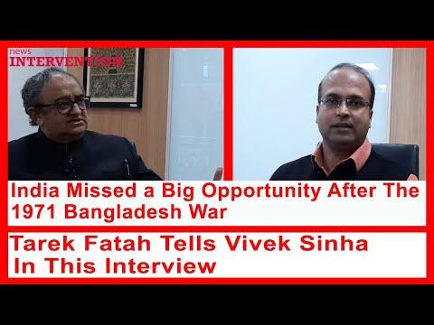 Tarek Fatah --- the Big Interview