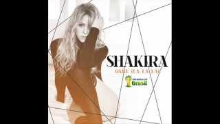 Shakira - Dare (La La La) (F.I.F.A World Cup In Brazil 2014)