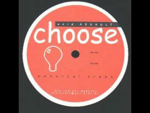 DJ Choose - Punctual Areas - A1