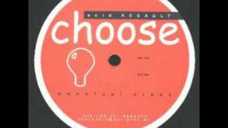 DJ Choose - Punctual Areas - A1