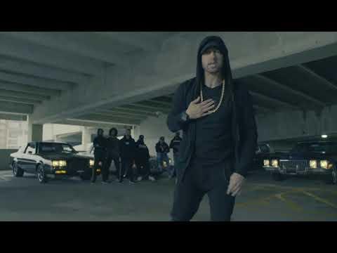 Fetter Frust: Hier rechnet Eminem mit Donald Trump ab