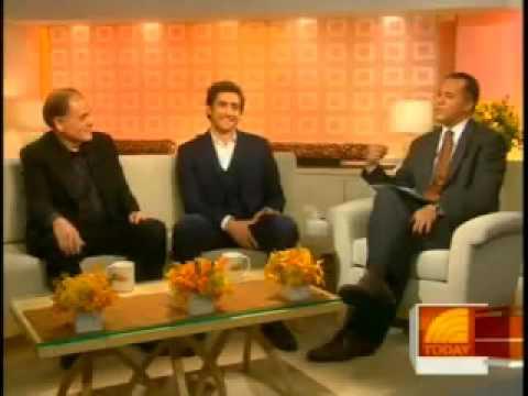 Jake Gyllenhaal and Robert Graysmith Zodiac Interview
