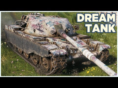 T95FV4201 Chieftain • DREAM TANK • WoT Gameplay