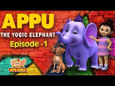 Episode 1: New Beginnings  (Appu - The Yogic Elephant)