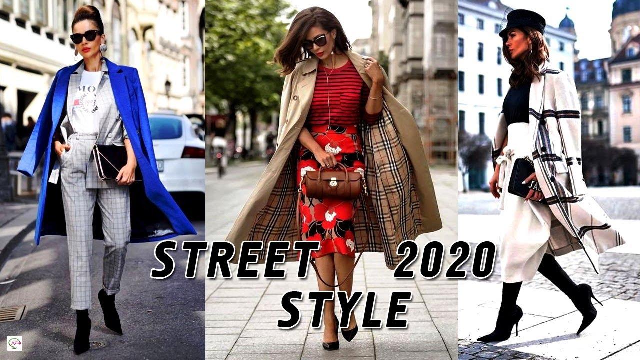 50 крутейших street style образов осень 2020 | Уличная мода на каждый день
