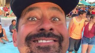 Brandon Heath @ SOS 90.5 Radio & Project 150 Summer Splash at Wet N Wild Las Vegas 7-13-2018