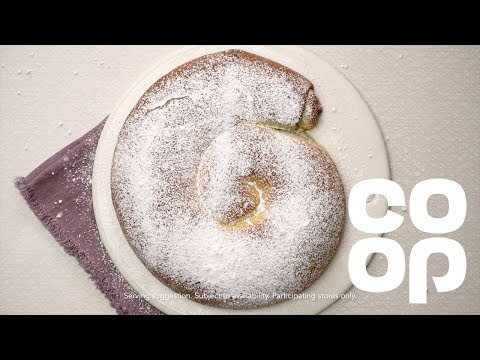Co-op Food | Easter Tear & Share Swirl