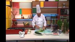 Delicias Do Chef Allan Salada Japonesa