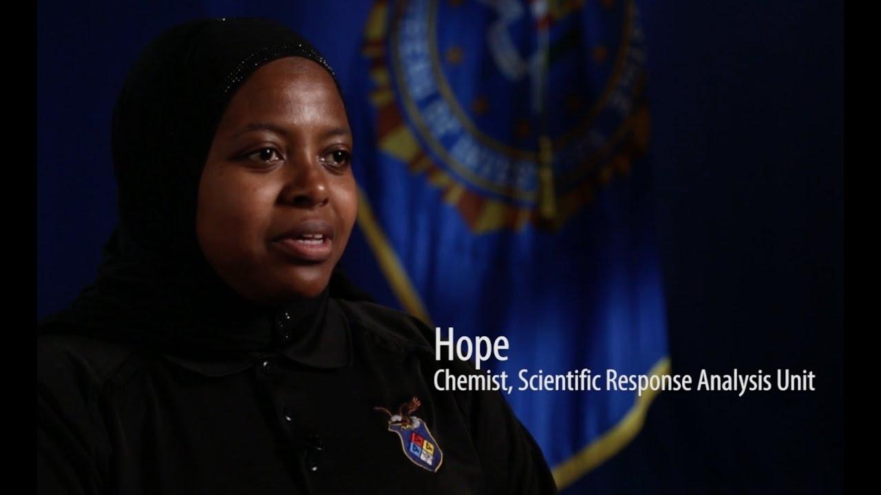 Fbi Careers Chemist Youtube