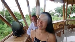 Поездка в Амед. Бали. Костян поймал махи-махи!