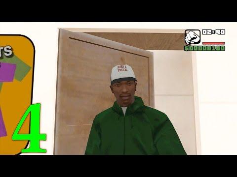 Practicing Shooting & Buying Hood Clothes - GTA: San Andreas - Part 4