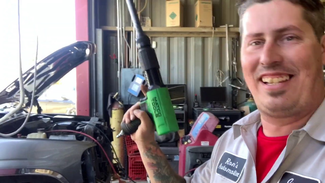 Snap-On Wednesday & Tommy's Top 5 Go To Tools!