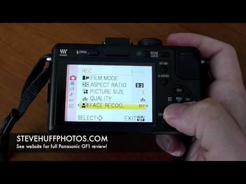 Panasonic Lumix GF1 Digital Camera Video Review