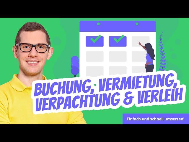 WooCommerce Buchung, Vermietung, Verpachtung & Verleih Plattform Plugin 📅   Booking & Rental