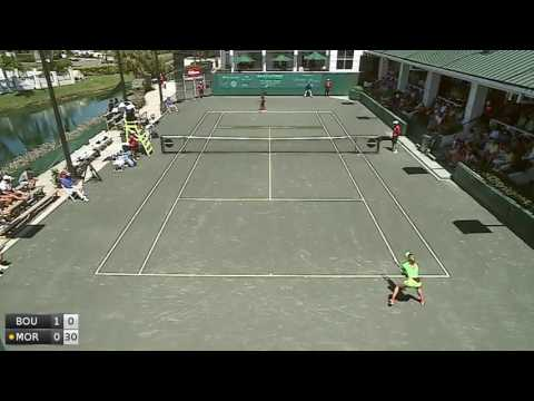 Bouchard Eugenie v Morgan Brianna - 2017 ITF Indian Harbour Beach