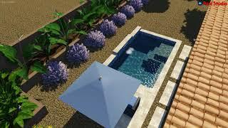 Rondo Pool Design - Benford