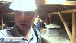 видео Огнезащитная обработка деревянных и металлических конструкций