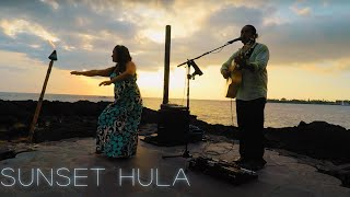 HAWAIIAN HULA & MUSIC LIVE! WEDDING COCKTAIL HOUR ~ Bula Akamu