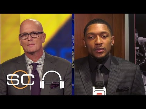 Bradley Beal joins SVP to talk about the Wizards' win over the 76ers   SC with SVP   ESPN