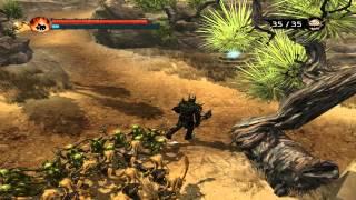 Прохождение Overlord: 24я часть [Руборийская пустыня]
