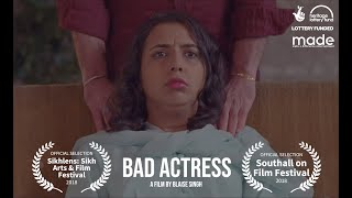 #MeToo Bollywood | Bad Actress - 16mm Short Film