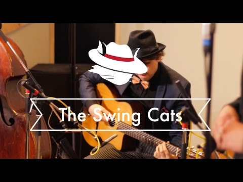The Swing Cats - When You're Smiling